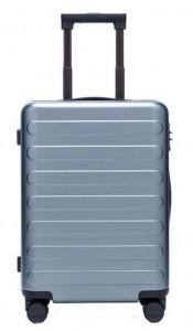 Чемодан RunMi 90 Points suitcase Business Travel Lake Light Blue 24 (Ф01652)