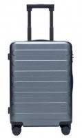 Чемодан RunMi 90 Points suitcase Business Travel  Quiet Gray 24 (Ф01655)
