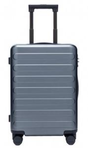 Чемодан RunMi 90 Points suitcase Business Travel  Quiet Gray 24 (Ф01655)
