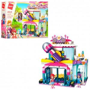 Конструктор розовая серия A-Toys 'Здание-студия' (2014)