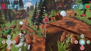скриншот All-Star Fruit Racing  Nintendo Switch, русские субтитры #3