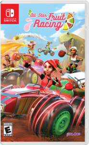 игра All-Star Fruit Racing  Nintendo Switch, русские субтитры