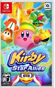 игра Kirby Star Allies Nintendo Switch