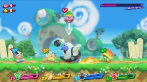 скриншот Kirby Star Allies Nintendo Switch #2