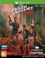 игра Jagged Alliance: Rage! Xbox One - Русская версия