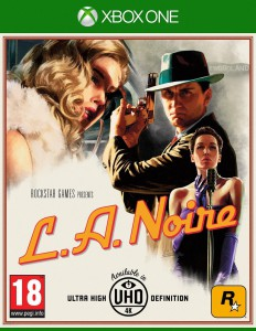 игра L.A.Noire Remastered Xbox One  - Русская версия
