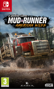 игра Spintires: MudRunner American Wilds Edition Nintendo Switch - русская версия