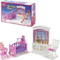 Мебель для Барби Gloria 'Детская' (24022)