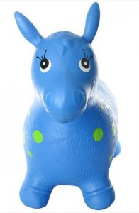 Прыгун Bambi 'Лошадка' (MS 0372Blue)