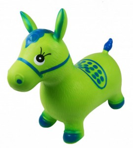 Прыгун Bambi 'Лошадка' (MS 0373Green)