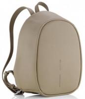 Рюкзак антивор XD Design 'Bobby Elle' бежевый (P705.226)