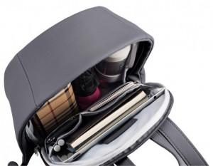 фото Рюкзак антивор XD Design 'Bobby Elle' темно-серый (P705.222) #4