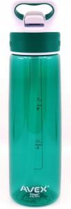 Подарок Спортивная бутылка для воды Contigo Avex Addison ,Emerald 720 мл (16434-4)