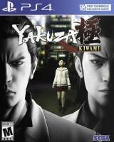 игра Yakuza Kiwami PS4