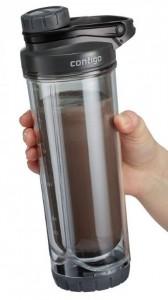 фото Шейкер  с двойными стенками Contigo Shake  Bottles, Black (2039882-1) #5