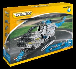 Конструктор Twickto 'Aviation 1. Грузовой самолет' (15073820)