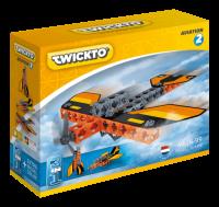 Конструктор Twickto 'Aviation 2. Истребитель' (15073821)