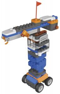 фото Конструктор Pai Bloks 'Crane' (61011W) #4