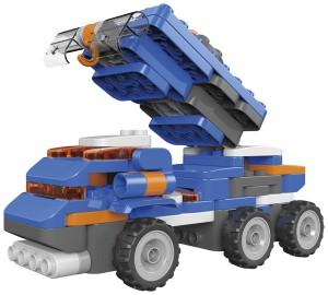 фото Конструктор Pai Bloks 'Crane' (61011W) #3