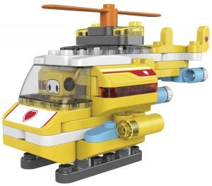 Конструктор Pai Bloks 'Helicopter' (61012W)