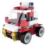 Конструктор Pai Bloks 'Police Car' (61001W)