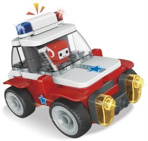 фото Конструктор Pai Bloks 'Police Car' (61001W) #3