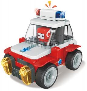 фото Конструктор Pai Bloks 'Police Car' (61001W) #2