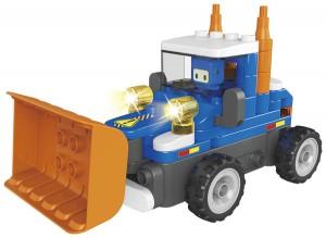 Конструктор Pai Bloks с Пультом ДУ 'Bulldozer' (62005W)