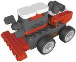 фото Конструктор Pai Bloks с Пультом ДУ 'Racecar' (62007W) #5