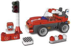 Конструктор Pai Bloks с Пультом ДУ 'Racecar' (62007W)