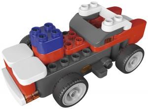 фото Конструктор Pai Bloks с Пультом ДУ 'Racecar' (62007W) #2