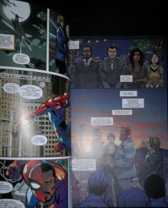 фото страниц Удивительный Человек-Паук. Мировой уровень. Том 1 #9