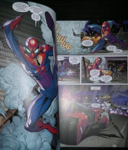 фото страниц Удивительный Человек-Паук. Мировой уровень. Том 1 #4