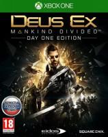 игра Deus Ex Mankind Divided Day One Edition Xbox One - Русская версия