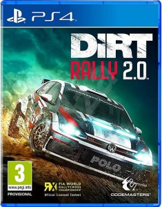 игра Dirt Rally 2.0  PS4 - Русская версия