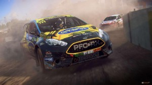 скриншот Dirt Rally 2.0  PS4 - Русская версия #5