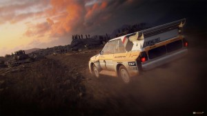 скриншот Dirt Rally 2.0  PS4 - Русская версия #2