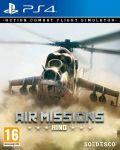 игра Air Missions Hind  PS4 - Русская версия