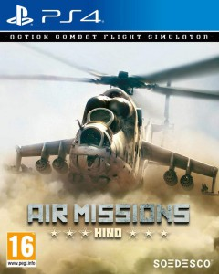 игра Air Missions Hind  PS4 - Русская версия