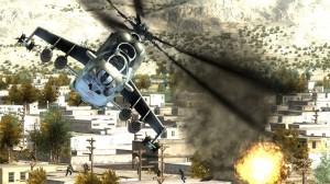 скриншот Air Missions Hind  PS4 - Русская версия #6