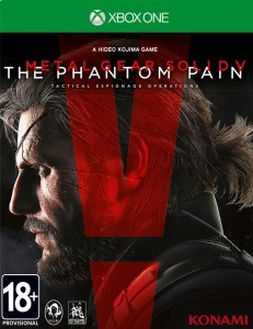 игра Metal Gear Solid 5: The Phantom Pain. Collector's Edition Xbox One - русская версия