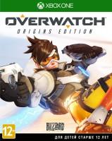 игра Overwatch Origins Edition Xbox One - русская версия