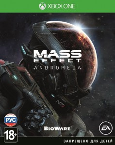 игра Mass Effect: Andromeda Xbox One - русская версия