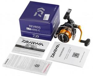 фото Катушка Daiwa 19 Revros LT 4000-C (10221-401) #5