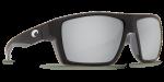 Очки поляризационные Costa Del Mar 'Bloke' Matte Black / Matte Grey (BLK 124 OSGGLP)