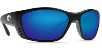 Очки поляризационные Costa Del Mar 'Fisch' Matte Black / Blue Mirror 580P (FS 11 OBMP)