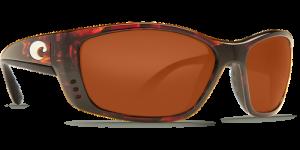 Очки поляризационные Costa Del Mar 'Fisch' Tortoise / Copper 580P (FS 10 OCP)