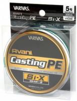Шнур Varivas 'Casting PE Si-X' 300m #5 /36.287 кг (РБ-698115)