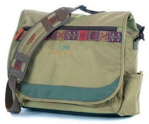 Сумка Fishpond 'Sun Valley Messenger' Moss Green (FPSVMB-MG)