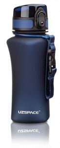 фото Бутылка для воды спортивная Uzspace  (350ml) синяя (6007DB) #4